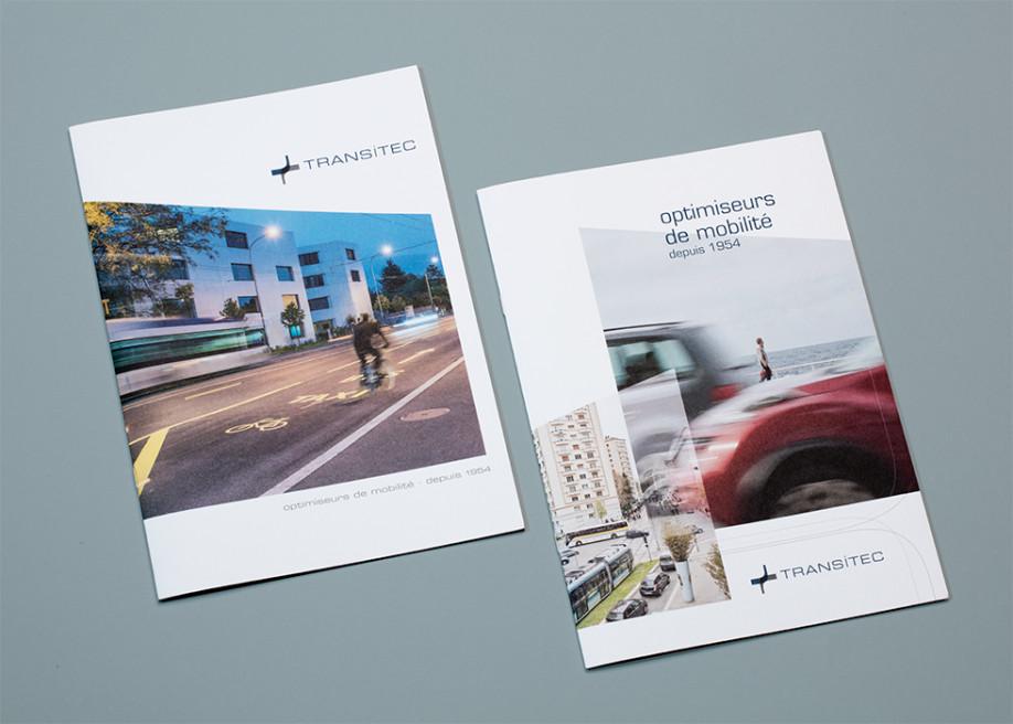 Identité graphique & brochures