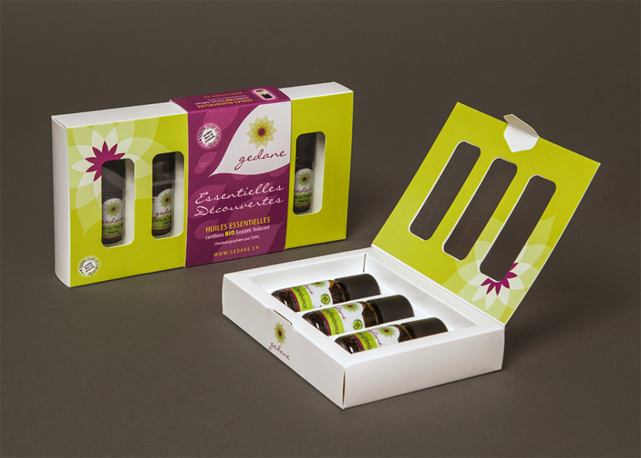 Packaging & identité visuelle
